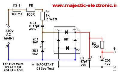 اینورتر منبع ولتاژ
