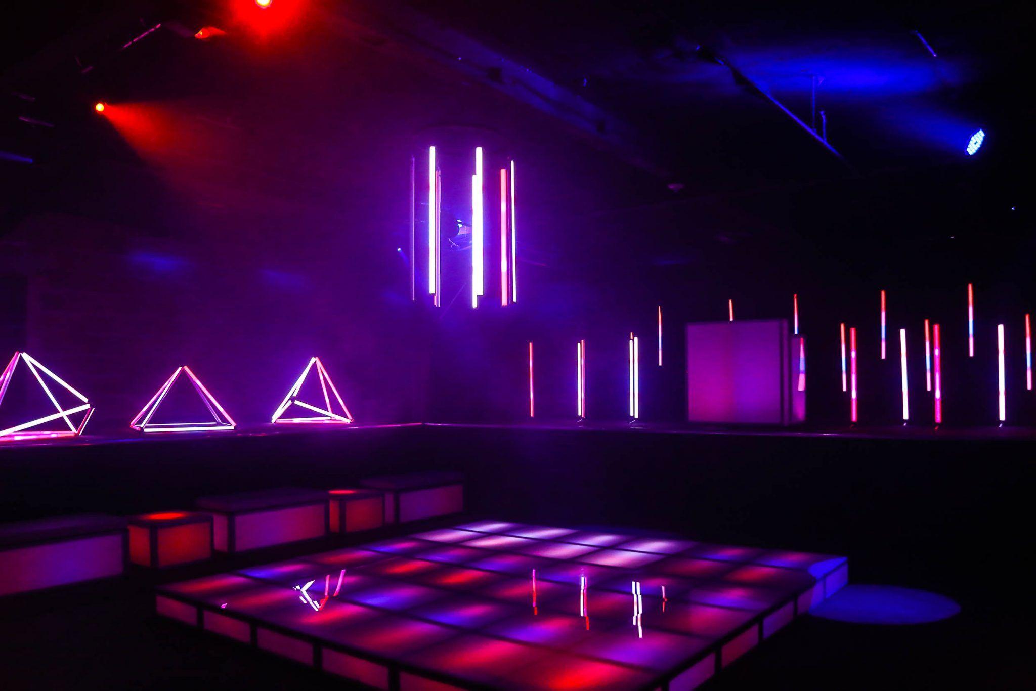 مدار ساخت رقص نور RGB  دیسکو