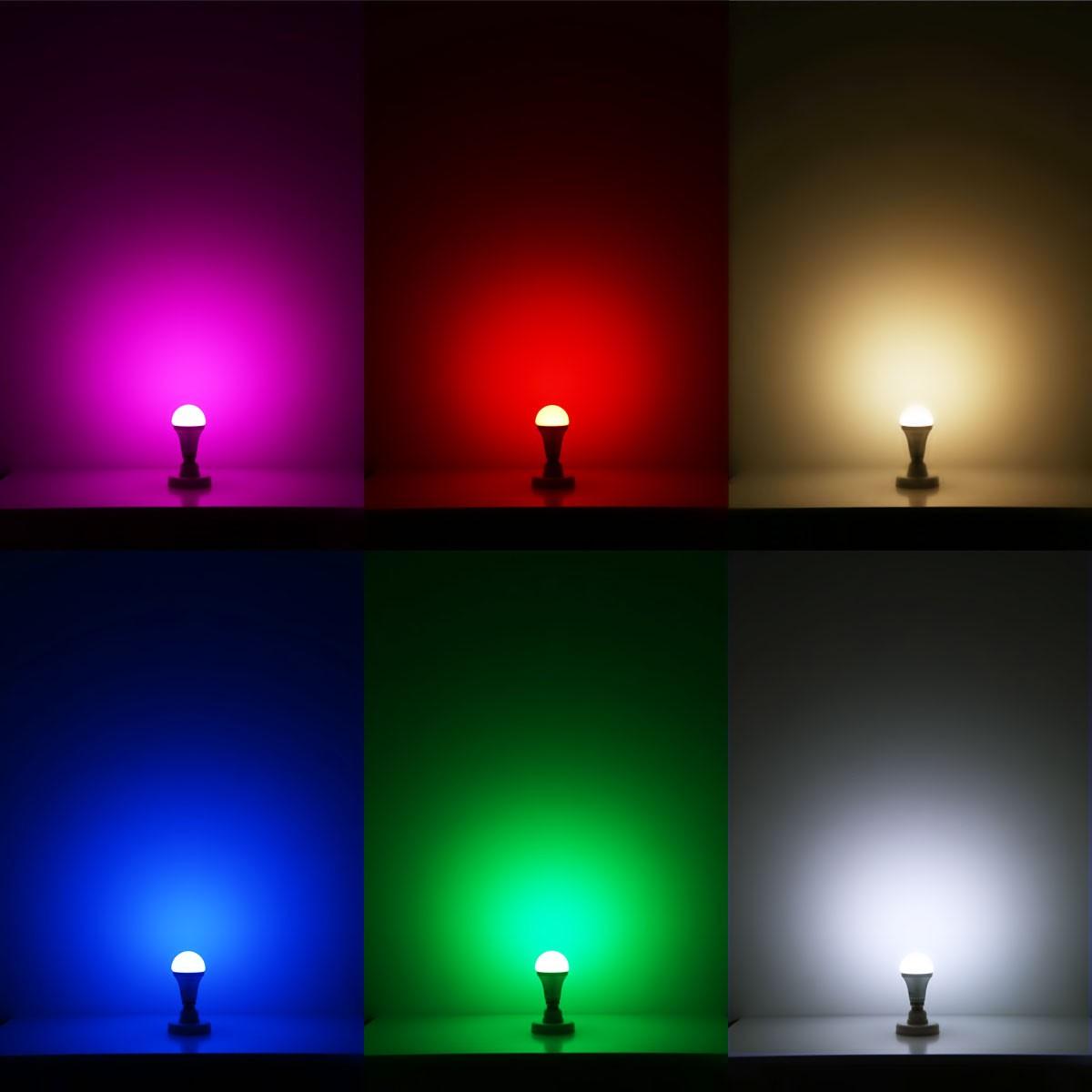 ال ای دی پاور و تولید هفت رنگ