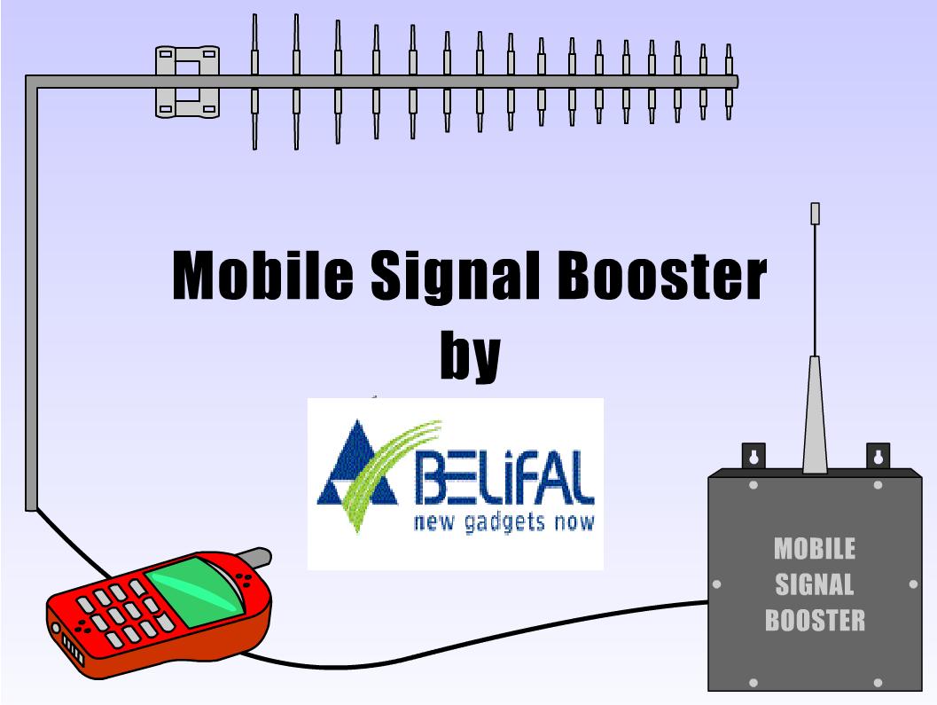 آشکارساز امواج موبایل بدون برق و باتری