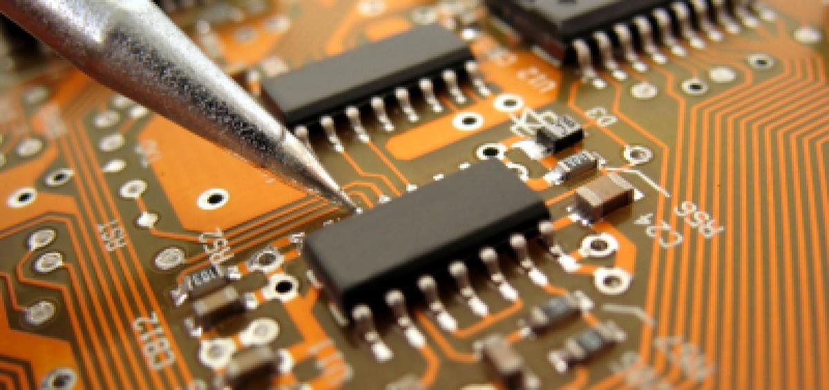 آموزش تعمیرات برد الکترونیک