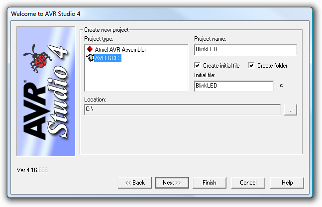 آموزش برنامه نویسی AVR با C