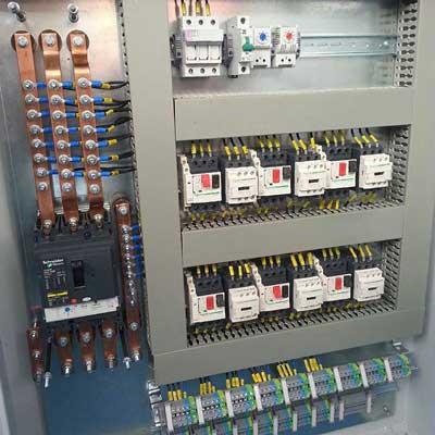 پروژه نحوه آشنایی با تولید تابلو برق
