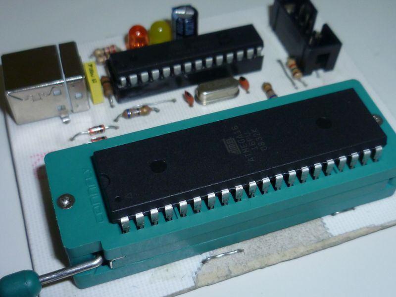 ساخت ارگ با AVR