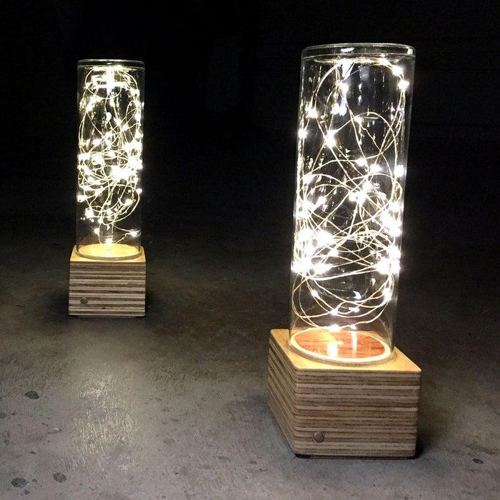 آموزش ساخت دکوری نوری